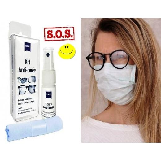 spray anti buee lunettes zeiis
