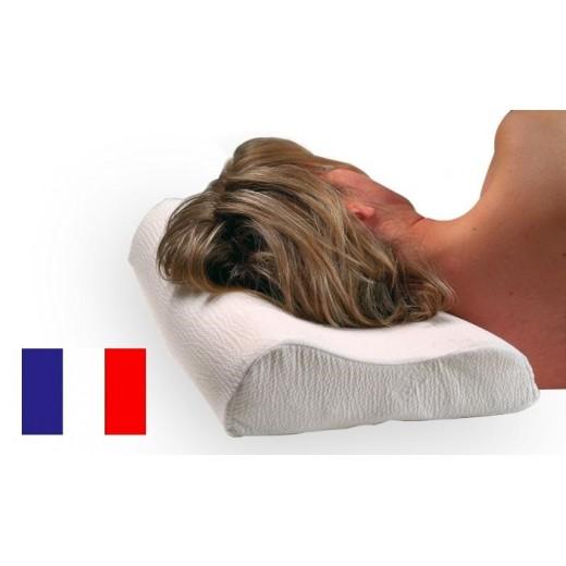 Oreiller orthopédique de relaxation