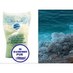 Sel de la Mer Morte Pur non enrichi