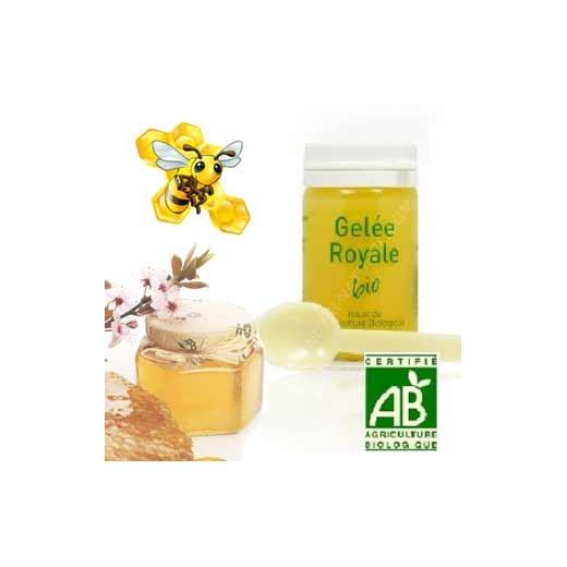 Pot de Gelée Royale Bio - Production 100% Française