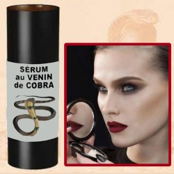 SERUM  LIFTANT AU VENIN DE COBRA ROYAL