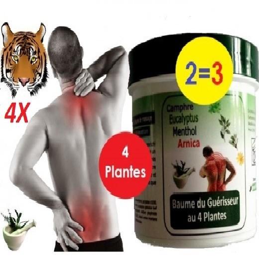 Baume du guérisseur du tigre anti douleur