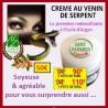 Crème au venin de serpent - gamme PRESTIGE (sans paraben)
