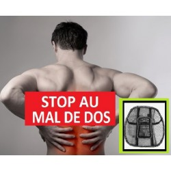Dossier  Orthopédique Soutien Dorsal
